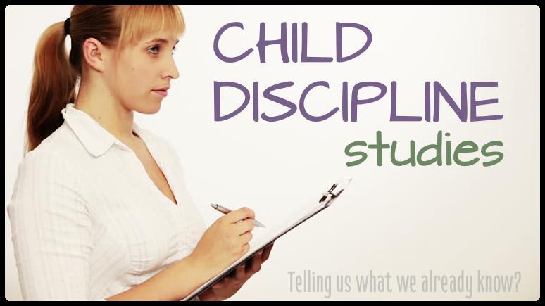 Child Discipline Studies