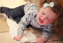 Taming Your Toddlers Tiresome Tantrums
